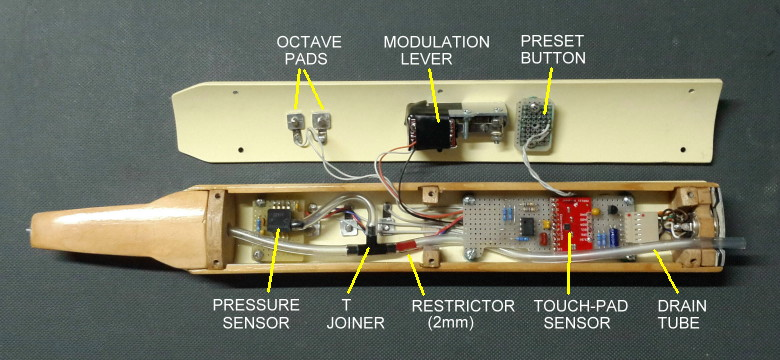 Build the REMI - DIY Electronic Musical Instrument (EWI)